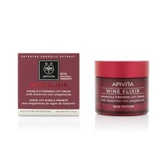 APIVITA WINE ELIXIR TEXTURA RICA ANTIARRUGAS Y REAFIRMANTE LIFTING 50ML