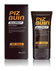 PIZ BUIN ALLERGY CREMA FACIAL SPF30 50ML