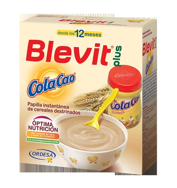 BLEVIT PLUS COLA CAO ORIGINAL 600GR
