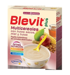 BLEVIT PLUS MULTICEREALES FRUTOS SECOS 600GR