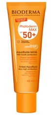 BIODERMA PHOTODERM MAX COLOR DORADO AQUAFLUIDO SPF50+ 40ML