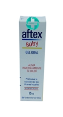 AFTEX VIÑAS BABY GEL ORAL 15ML