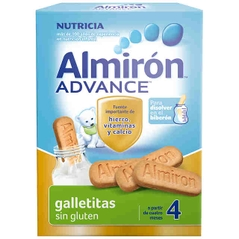 ALMIRON ADVANCE GALLETITAS SIN GLUTEN 250GR