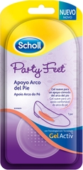 DR SCHOLL PARTY FEET APOYO ARCO DEL PIE