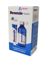 DESENSIN REPAIR PACK PASTA 75ML+COLUTORIO 500ML