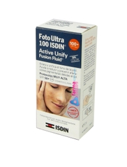 FOTOULTRA 100 ISDIN ACTIVE UNIFY FUSION FLUID SIN COLOR 50ML