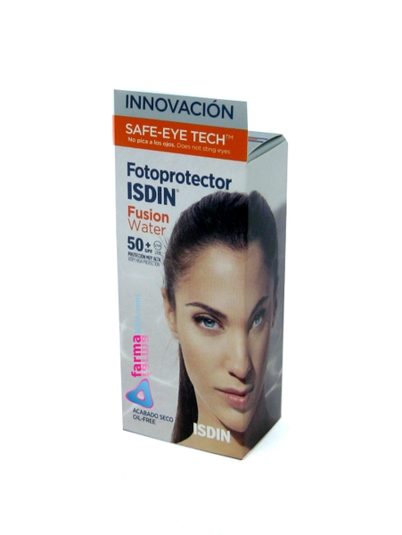 FOTOPROTECTOR ISDIN FUSION WATER 50+ 50ML