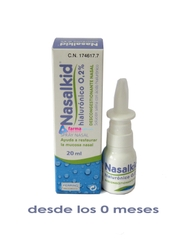 NASALKID SPRAY NASAL CON ACIDO HIALURONICO 20ML