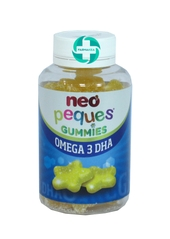 NEO PEQUES OMEGA 3 DHA 30 GUMMIES
