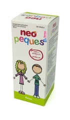 NEO PEQUES RELAX SABOR A GROSELLA 150ML