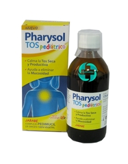 PHARYSOL TOS PEDIATRICO 170ML JARABE