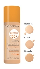 BIODERMA PHOTODERM NUDE DORADO SPF50+ 40ML
