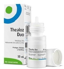 THEALOZ DUO SEQUEDAD OCULAR 10ML