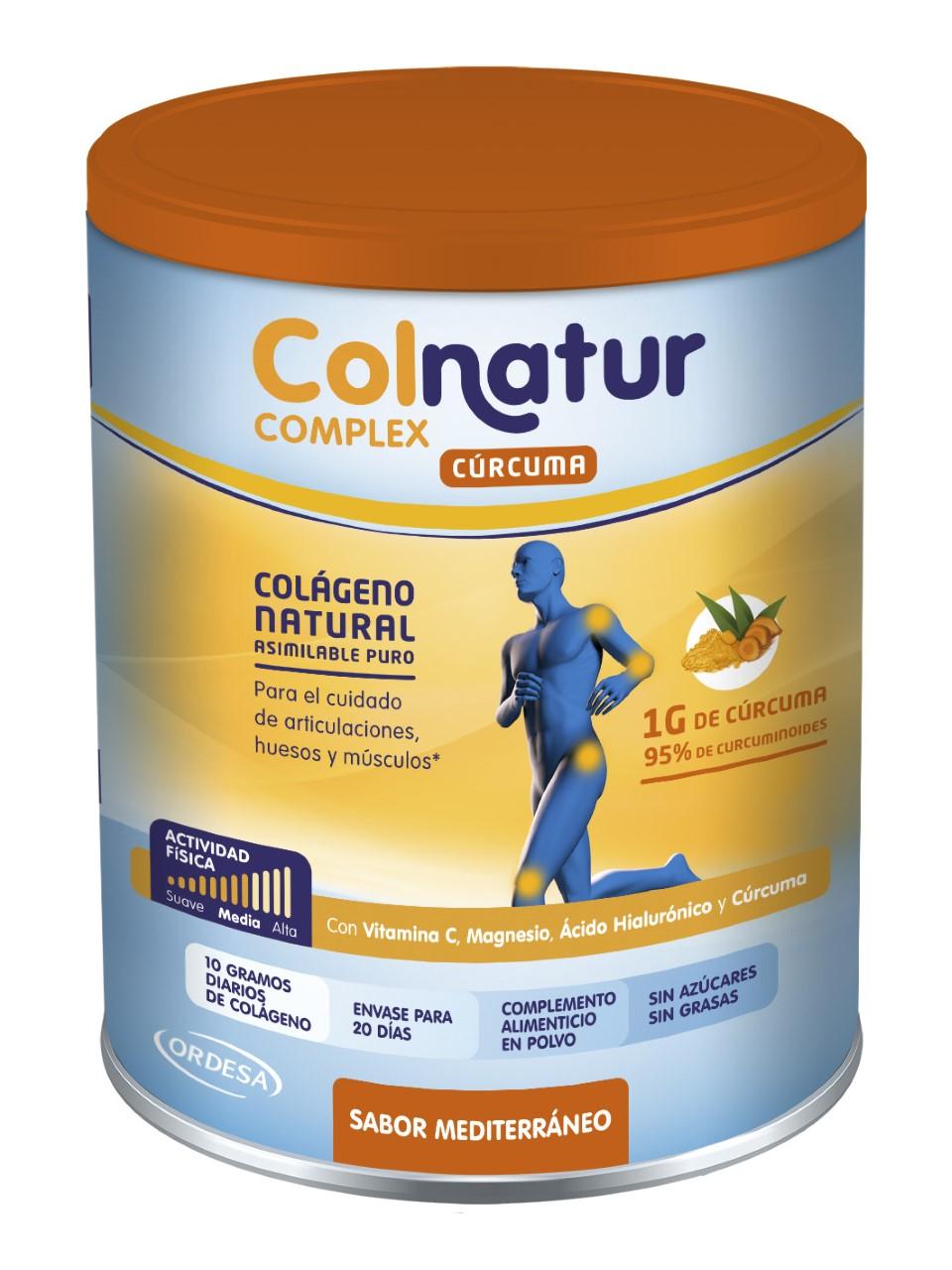 colageno con magnesio curcuma